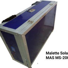 Malette Solaire MAS MS-200W